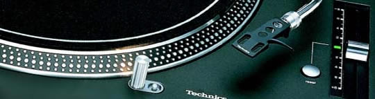 technics turntables